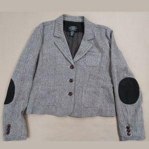 Ralph Lauren Classic Herringbone Wool Blazer XL